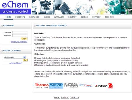 eChem Instruments