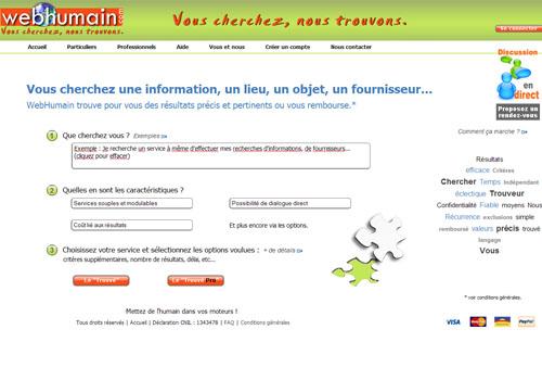 Web Humain
