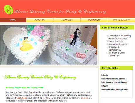 Advance Learning Centre for Pastry