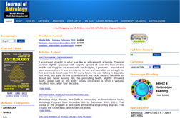 Journal of Astrology