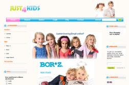 Just4Kids Webshop