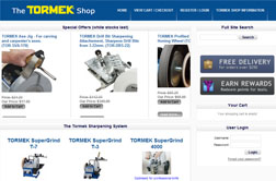 The Tormek Shop