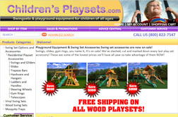 Children's Playsets