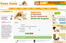 Paws Away