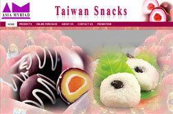 Taiwan Snacks