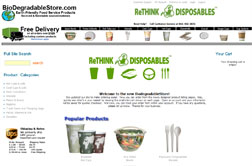 Biodegradable Store